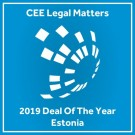 CEE Legal Matters Award